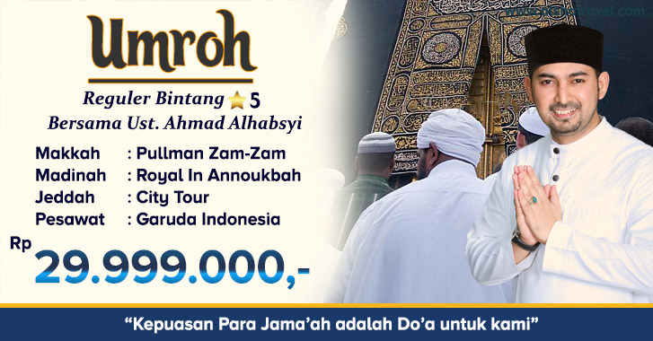 Umroh 2019 with Ust Ahmad AlHabsyi