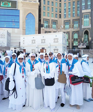 Umroh promo hemat Alsha Tour